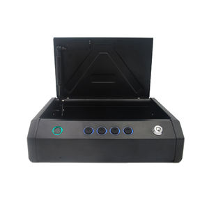 Mini smart hidden personal electronic digital home hotel electronic gun money security safe box