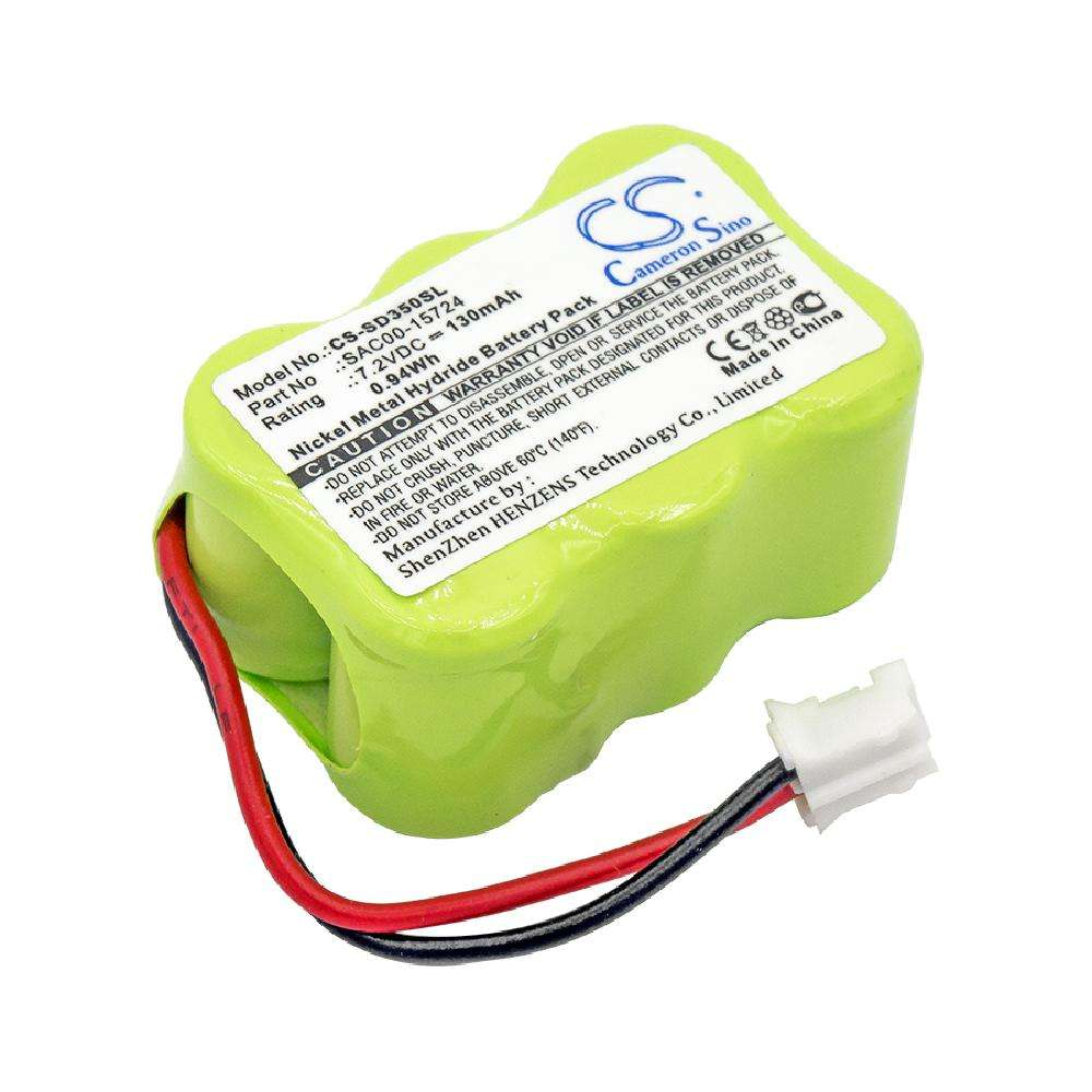 Cameron Sino 150mAh Replacement DC-17 MH120AAAL4GC Battery For SportDog Field Trainer SD-400 SD-400S,Wetland Hunter SD-400 SD-800 FR200