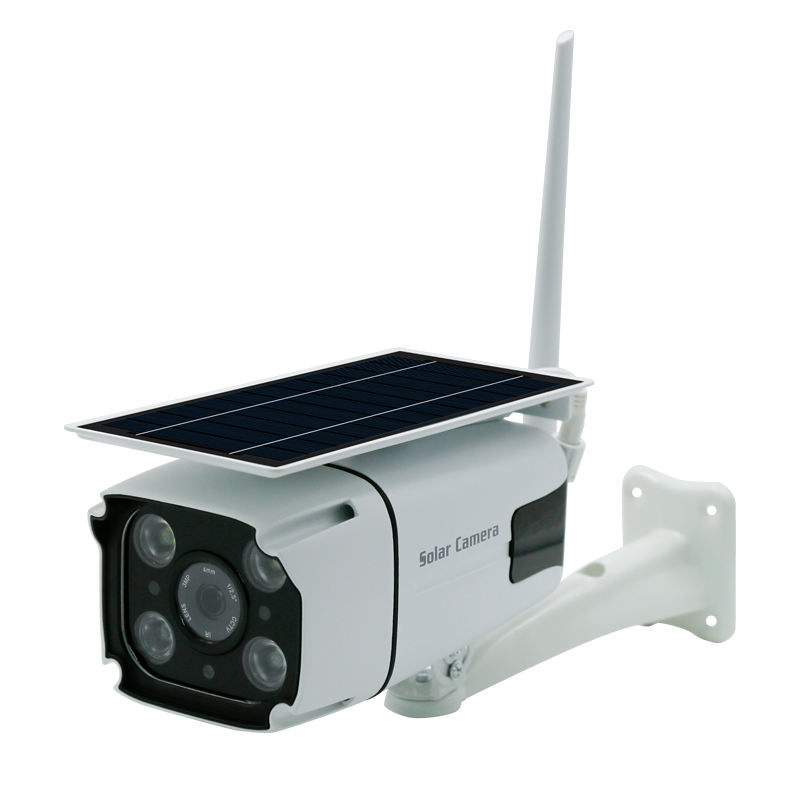 Outdoor 1080P Surveillance Smart Cctv Systeem Home Security Solar Power Onvif Wifi Ip <span class=keywords><strong>Camera</strong></span>