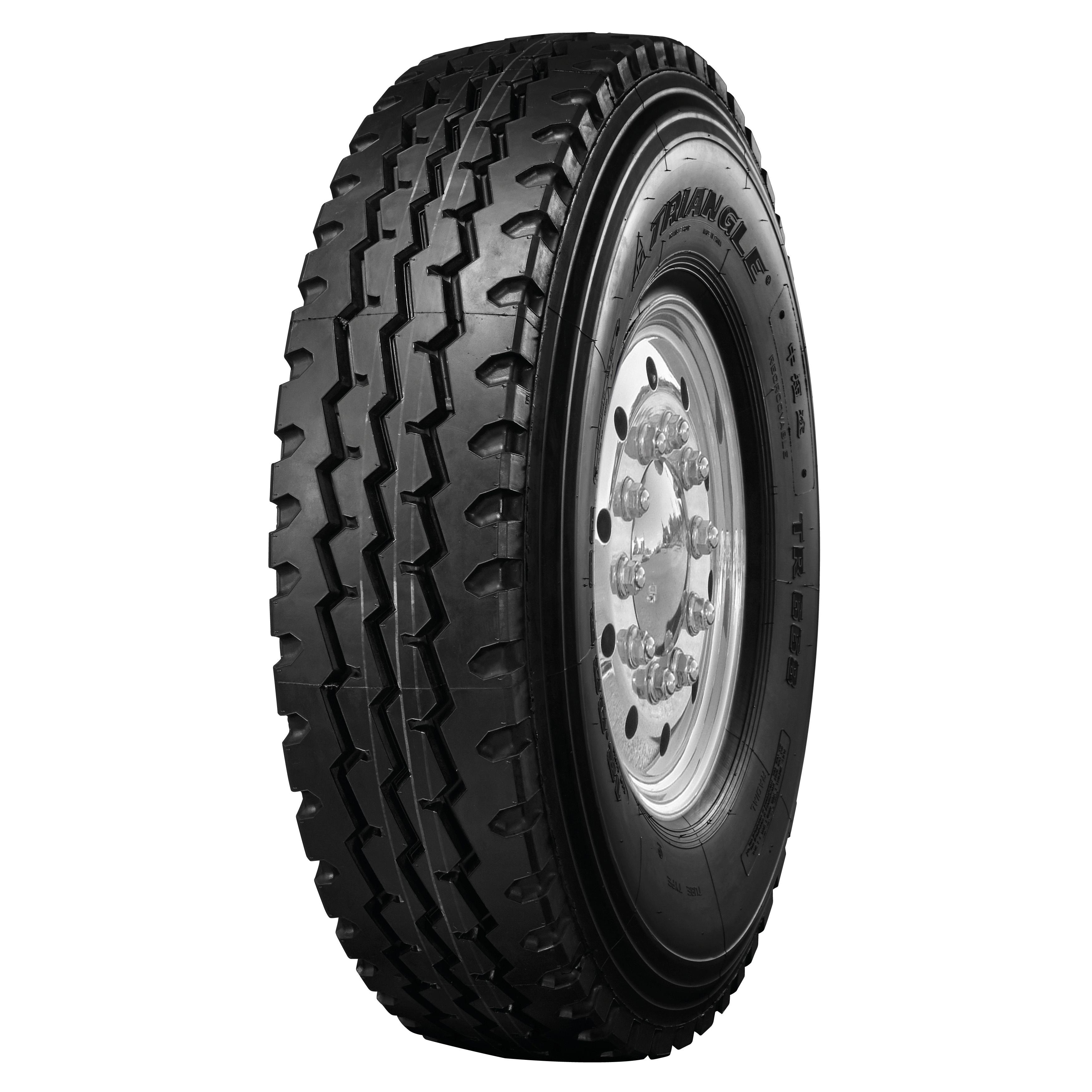 11R22.5 truck tires heavy duty use Triangle TR666/TR668/TR688 Factory direct sales