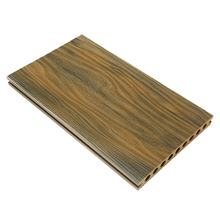3D Wood Grain Wide Composite Decking for Outdoor Decking