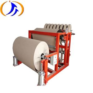 Kraft Paper/bopp/pvc/pet Film Slitter & Rewinder Machine