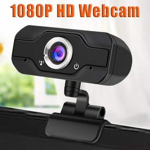 Trung Quốc 2020 Skype Mini Giá Rẻ Android PC Camera Microphone 1080 Web Cam Cho PC