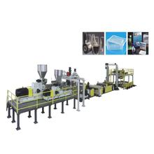 hot sale Recycled Flakes PET Sheet Extrusion Machine with cheap price