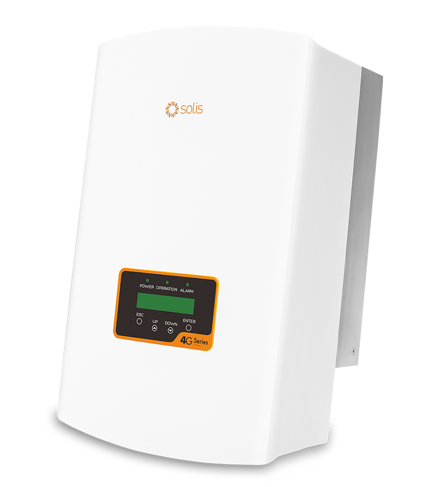 Solis Three Phase 220 Voltage 10kw 15kw 20kw 25kw On Grid Solar Inverter