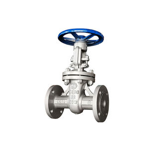 Chinese Factory Low Price 6~16MPa Flange Stainless Steel Wcb Globe Valve DN50