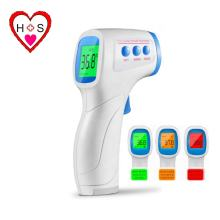 cheapest new 3 color back light baby kid infant body surface milk electronic non contact forehead digital infrared thermometer