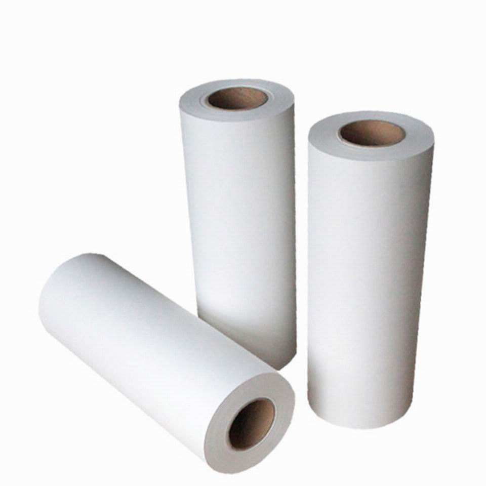 Hot Sale Factory Direct Thermal Heat Transfer Label Sublimation Paper Roll