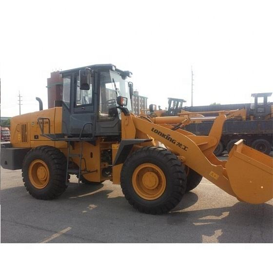 Chinese LONKING 3 ton LG833N Wheel Loader with cheap price