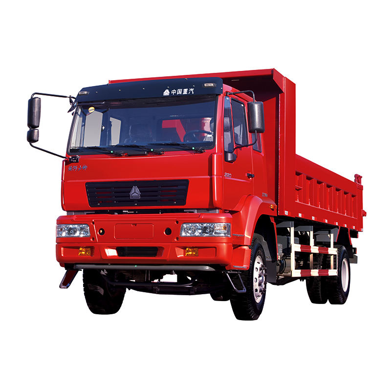 HOWO 255hp 20tons 17cbm dump truck for sale in dubai