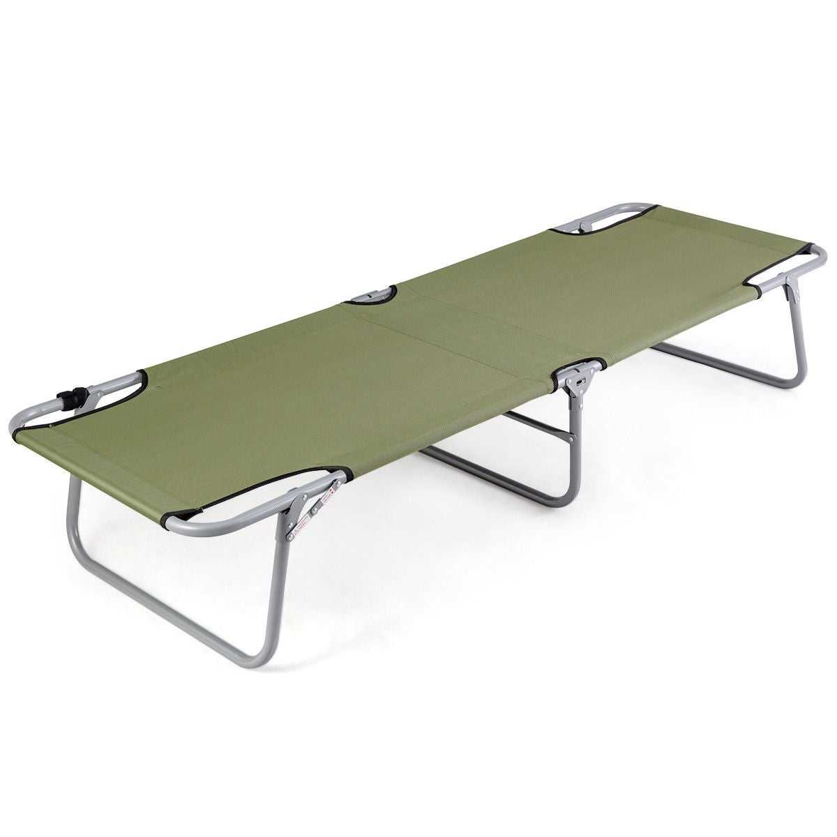 Amazon Hot Goedkope Outdoor Draagbare Camping <span class=keywords><strong>Bed</strong></span> Militaire Leger Camping Cot Ramp Noodhulp Vouwen <span class=keywords><strong>Bed</strong></span>