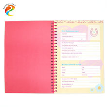 Hot sale School student notebook pencil stationery set