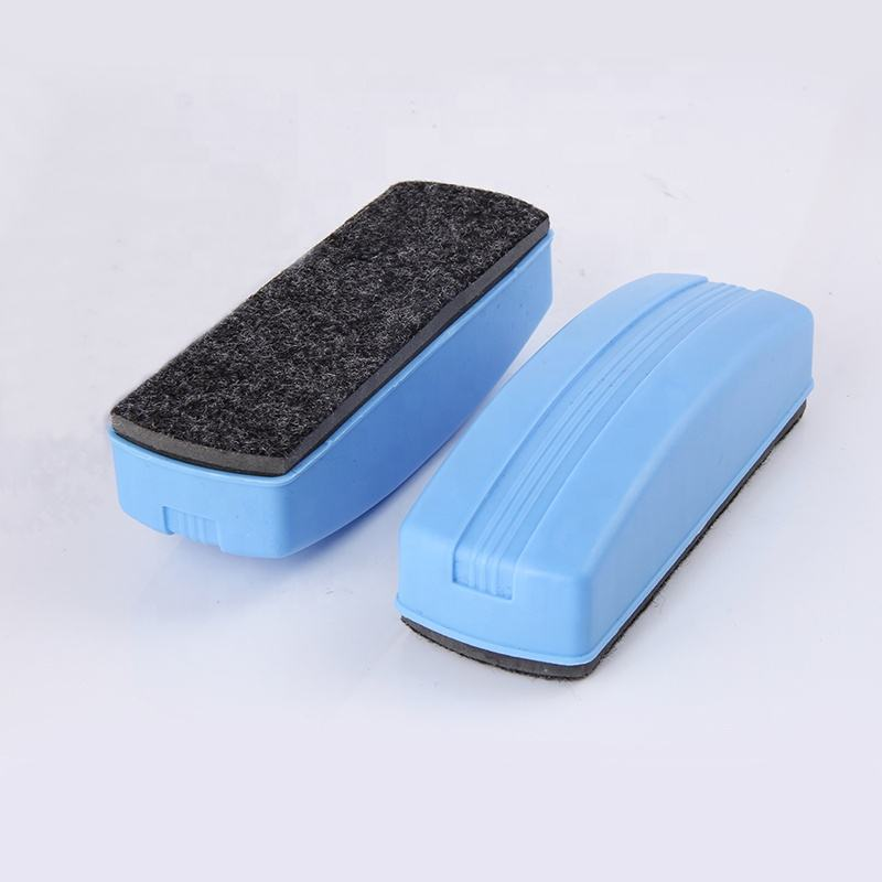 Replaceable whiteboard eraser