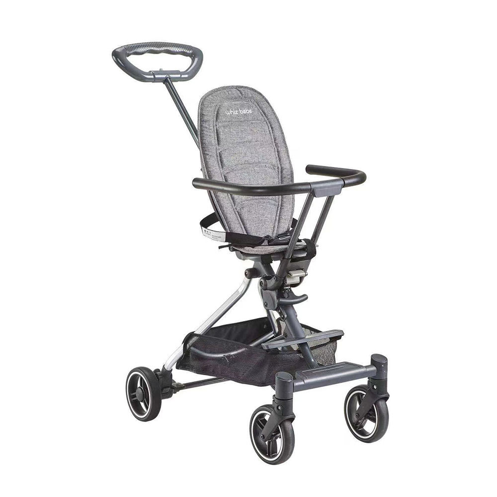 OEM New Design Compact Carbon Steel Folding Light Weight Baby Strollers