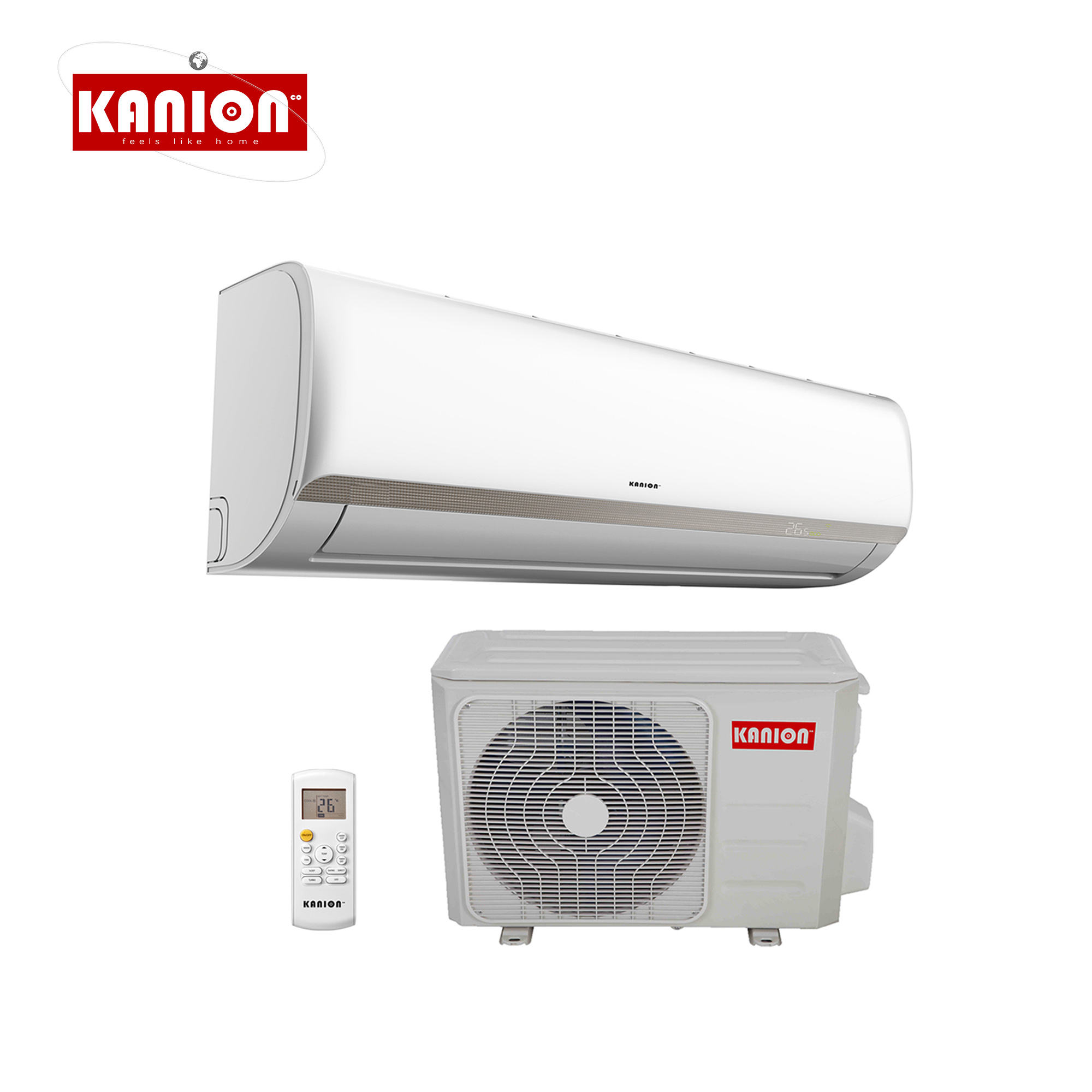 Kanionco Inverter 3 star 12000 btu air conditioners