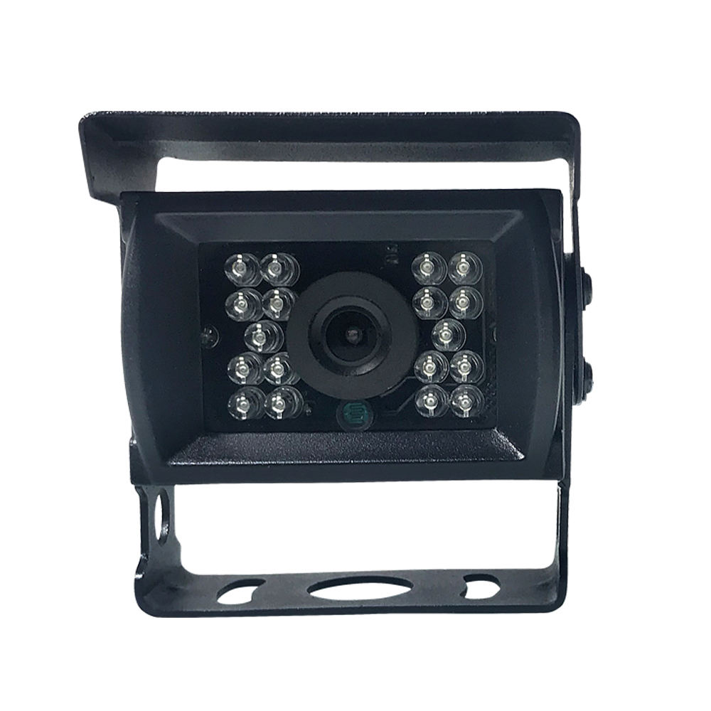 HYFMDVR van truck freezer waterproof car camera 3 inch square metal housing Sony ccd 600tvl HD pixel low temperature resistance