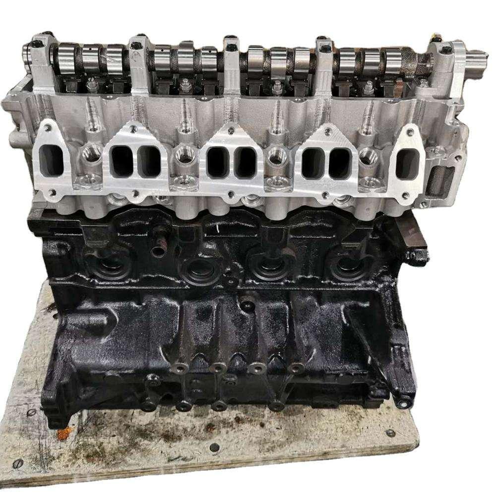 Del Motor Parts 2.5L Diesel WL Engine For Mazda BT50 B2500 WL-T Engine Ford Courier Ranger 2.5