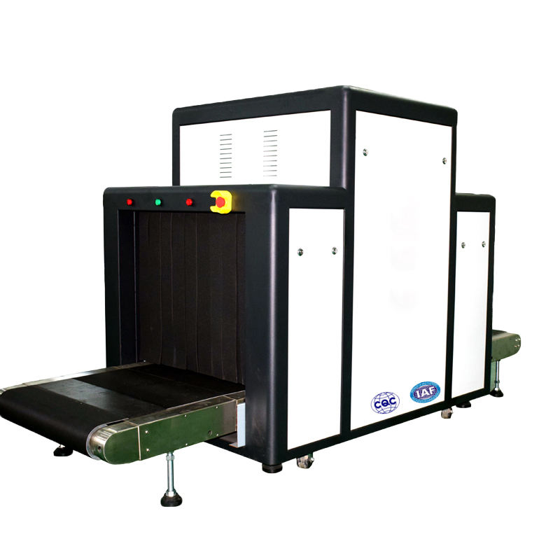 230kg Conveyor Max Load 8065A x-ray baggage scanner x ray scanner X-RAY Baggage Inspection Machine Model for Hospital & Clinics