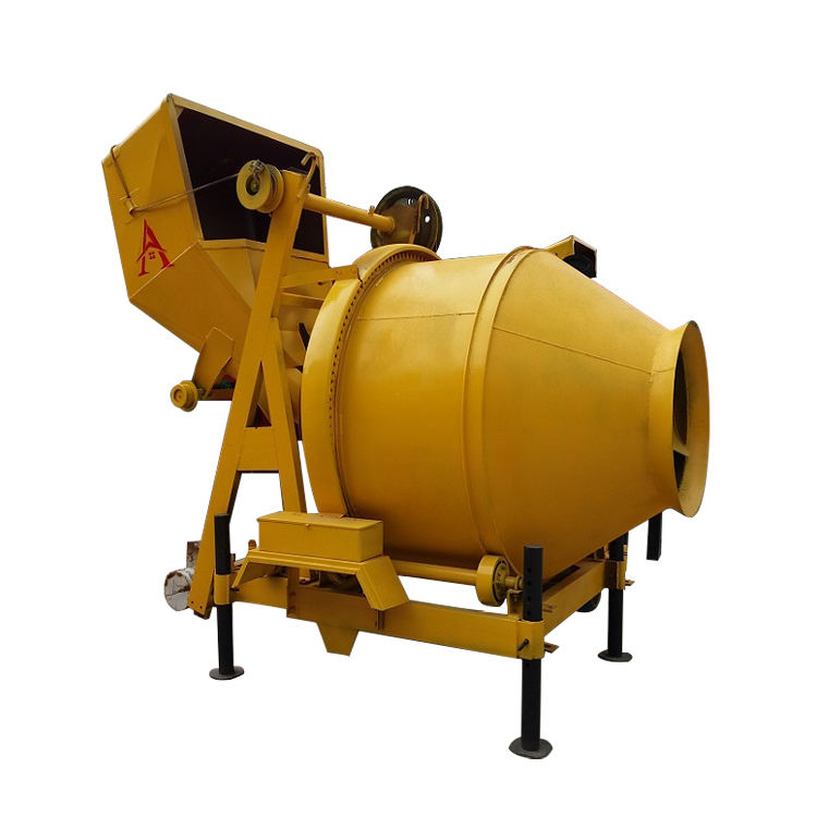 Factory Recommend Small Concrete Mixers Large Capacity Concrete Mixer Cement Mixer