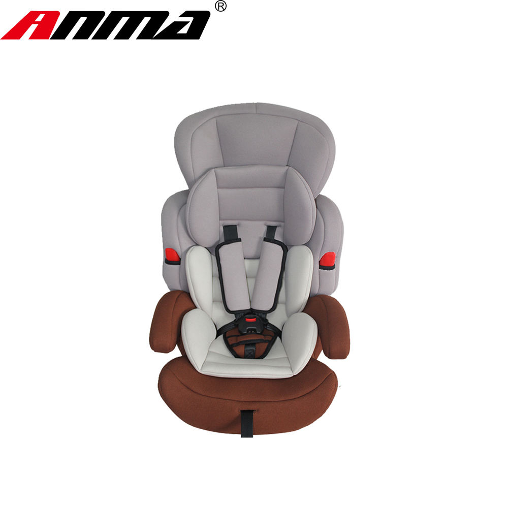 safety baby car seat group 1/2/3 ECE certificate