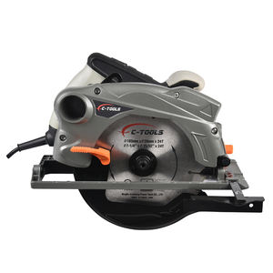 Corded Electric power tools 185mm 1200W 4700rpm wood cutting circular saw