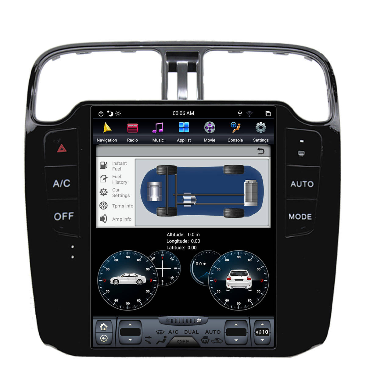 Aotsr 4 + 64G Android 9,0 6Core <span class=keywords><strong>Auto</strong></span> GPS-Navigation Für Volkswagen/<span class=keywords><strong>VW</strong></span> Polo 2012-2019 stereo Kopf Einheit Multimedia Player <span class=keywords><strong>Auto</strong></span> <span class=keywords><strong>Radio</strong></span>