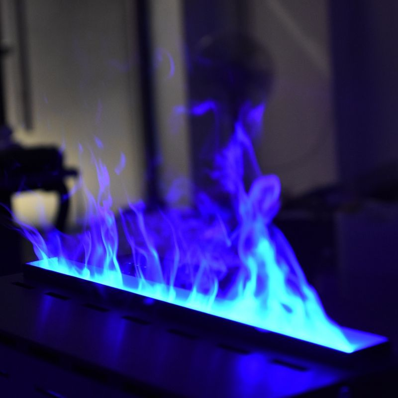 Water Fireplace No Heat For Decoration 3D vapor electric steam fireplace