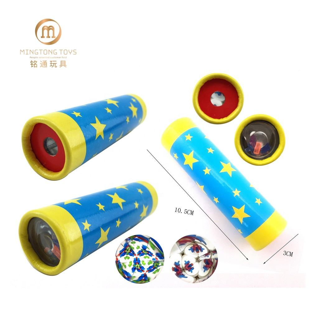 Promotion many different style classic wholesale mini gift outdoor kaleidoscope