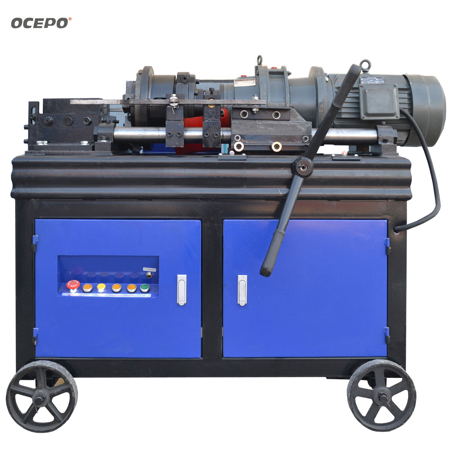 OCEPO AGS-40DZ Automatic Thread Rolling Machine