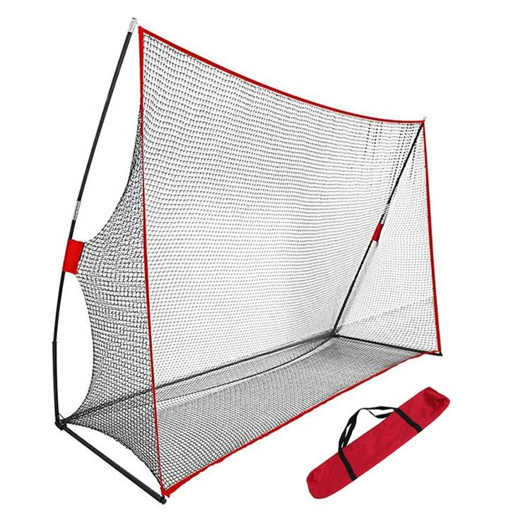 Factory Direct Price High Quality Portable Folding Golf Chipping Net And Golf Hitting Net