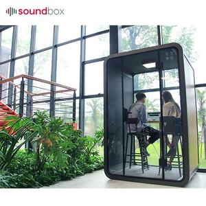 Newest Home Portable Piano / Drum Music Sound Proof Booth
