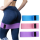 Resistance Band Rubber Fitness Band Workout Fitness Gym Equipment Rubber Loops Yoga Gym Strength Training Athletic Elastic Bands