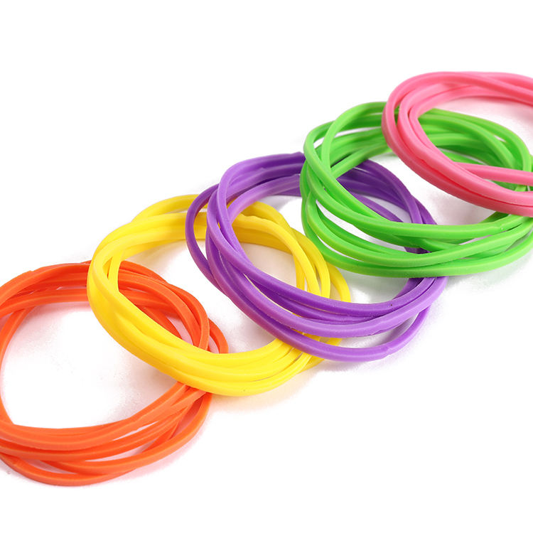 Rubber Bands Multi color with bright color