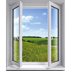 Horizontal Residential Cheap Custom Casement Aluminum Window Glass Windows