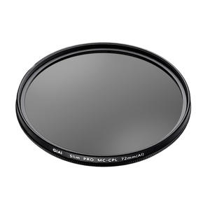 GiAi 72mm polarizing filter waterproof CPL Filter for Canon Nikon