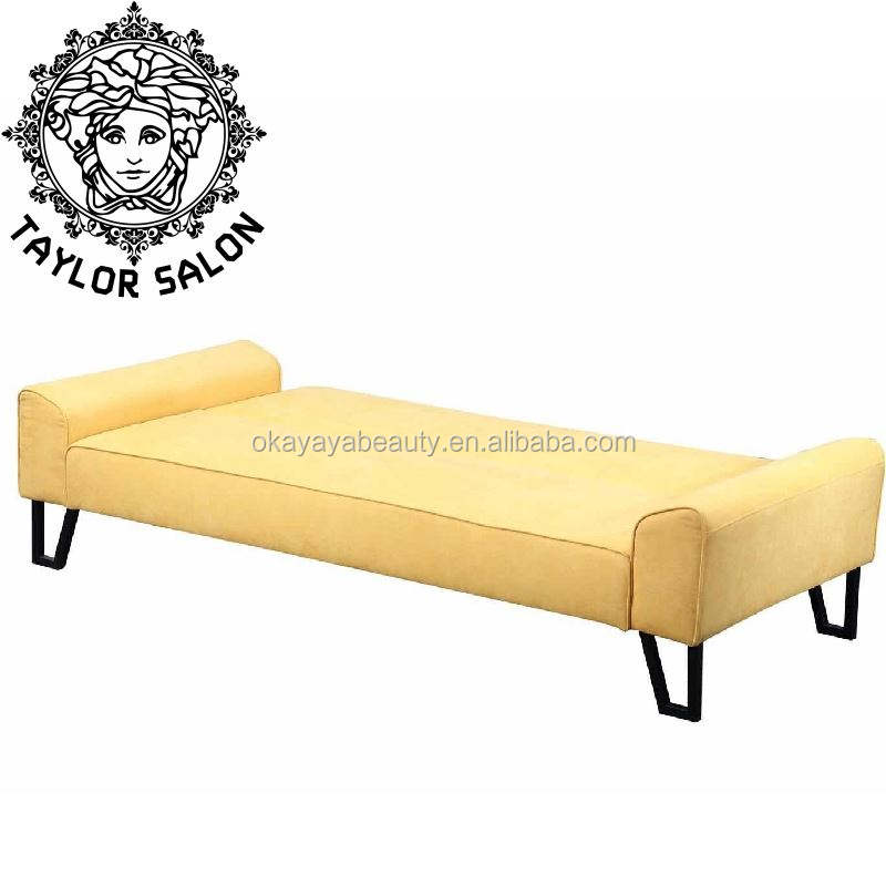 Modern beauty manicure pedicure sofa chair salon waiting bench livingroomsofas for sale