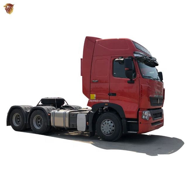 Chinese 2018 2019year Truck High Quality 6x4 Tractor Head Truck for sale