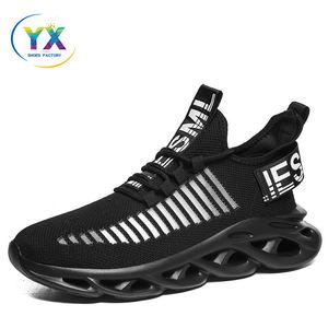 China cheap durable basketball running athletic man sports shoe