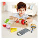 Hape New Design Pretend Play Kitchen Set Food Cooking Essentials Toys cutting toy kitchen