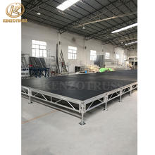 Portable Banquet Mobile Stage Indoor Outdoor Event Stage for Sale