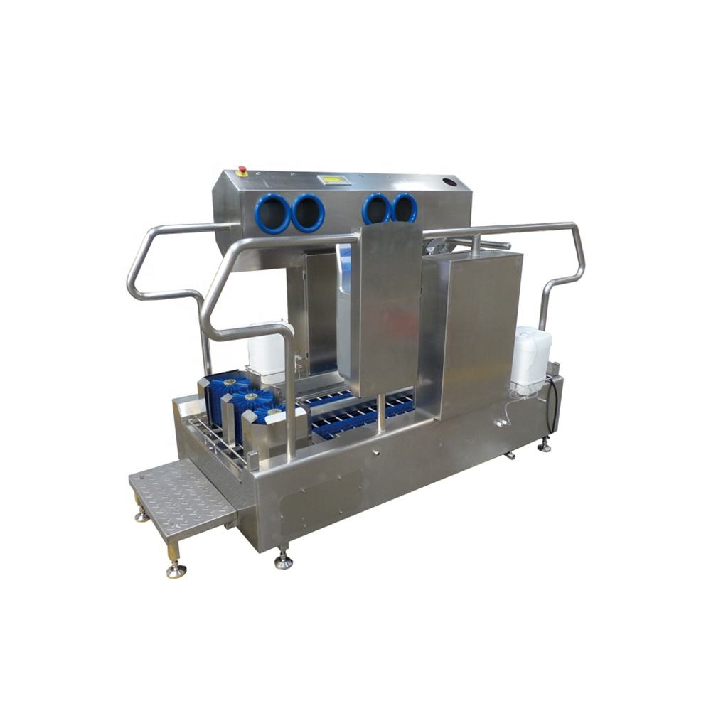 Factory direct sales automatic hand cleaning station disinfection hygiene station