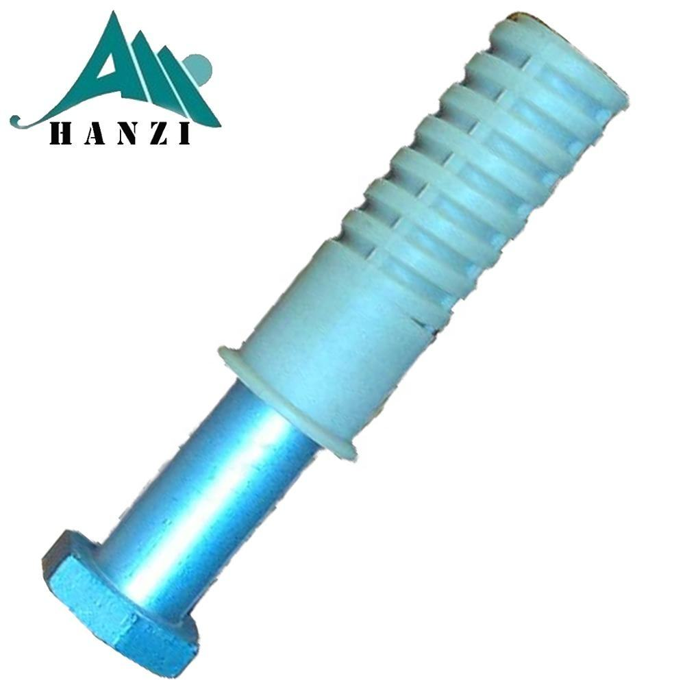 Nylon Dowel For Railway Railroad Screw Spikes