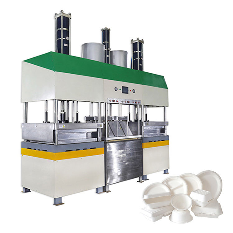 Best Semi Automatic Biodegradable Paper Plate Making Machine Price List