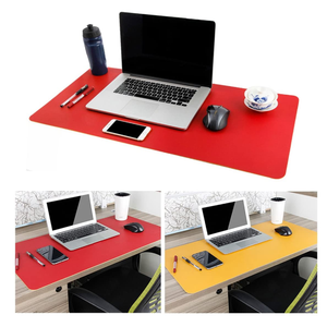 Custom Printed Computer Gaming Writing Mat Dual Use Office Desk Mouse Mat