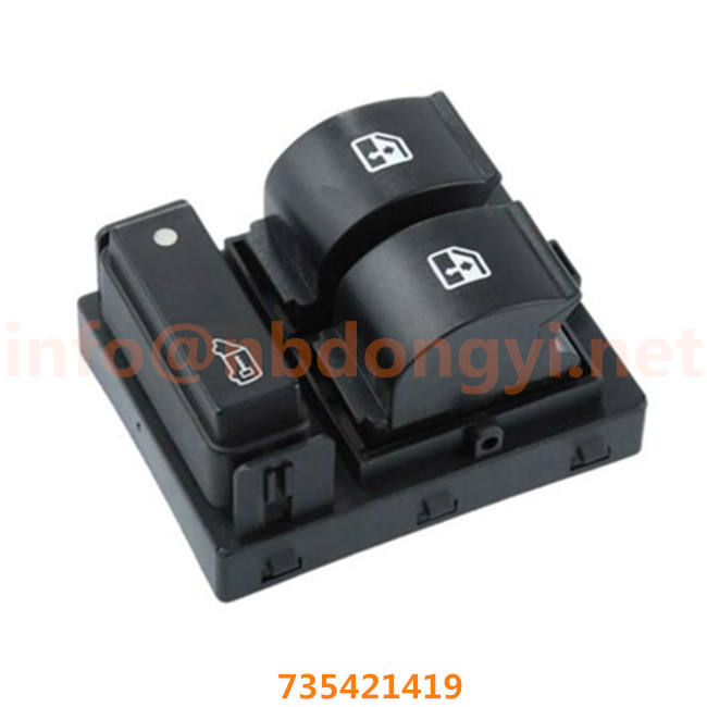 735421419 NEW Power Master Window Switch Console Lifter For Fiat Ducato Doblo