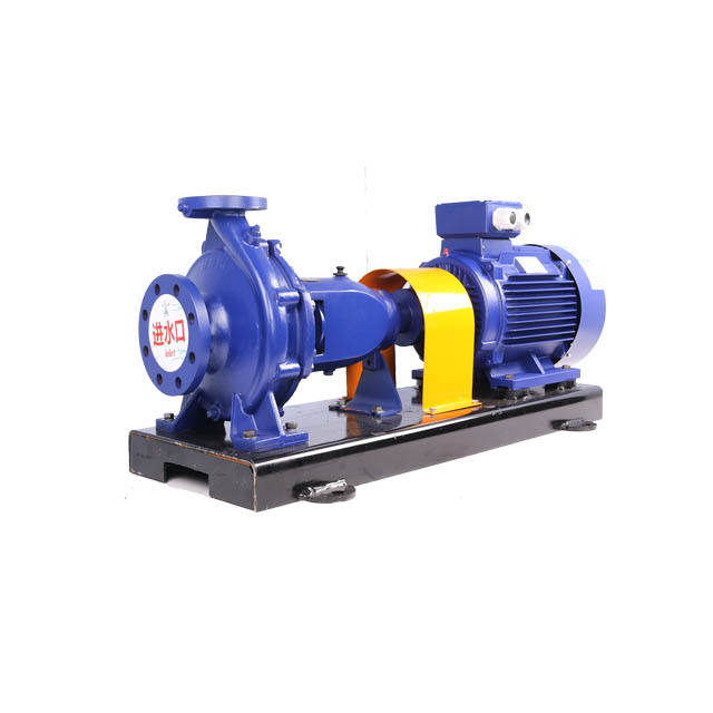 Farm Irrigation api 610 single stage centrifugal electric water pump