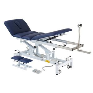 CY-C111A 4 Section Electric cervical and lumbar traction chiropractic treatment table physiotherapy