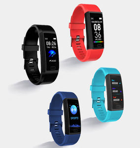 Aksesoris Fashion Smart Watch Gelang Bluetooth Kesehatan Sport Kebugaran Watch Smart Gelang M5