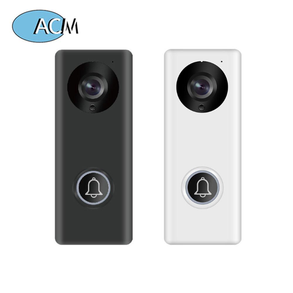 смарт беспроводной дверной звонок домой безопасности видеодомофон Wi-Fi пульт дистанционного видео камера с дверным звонком
