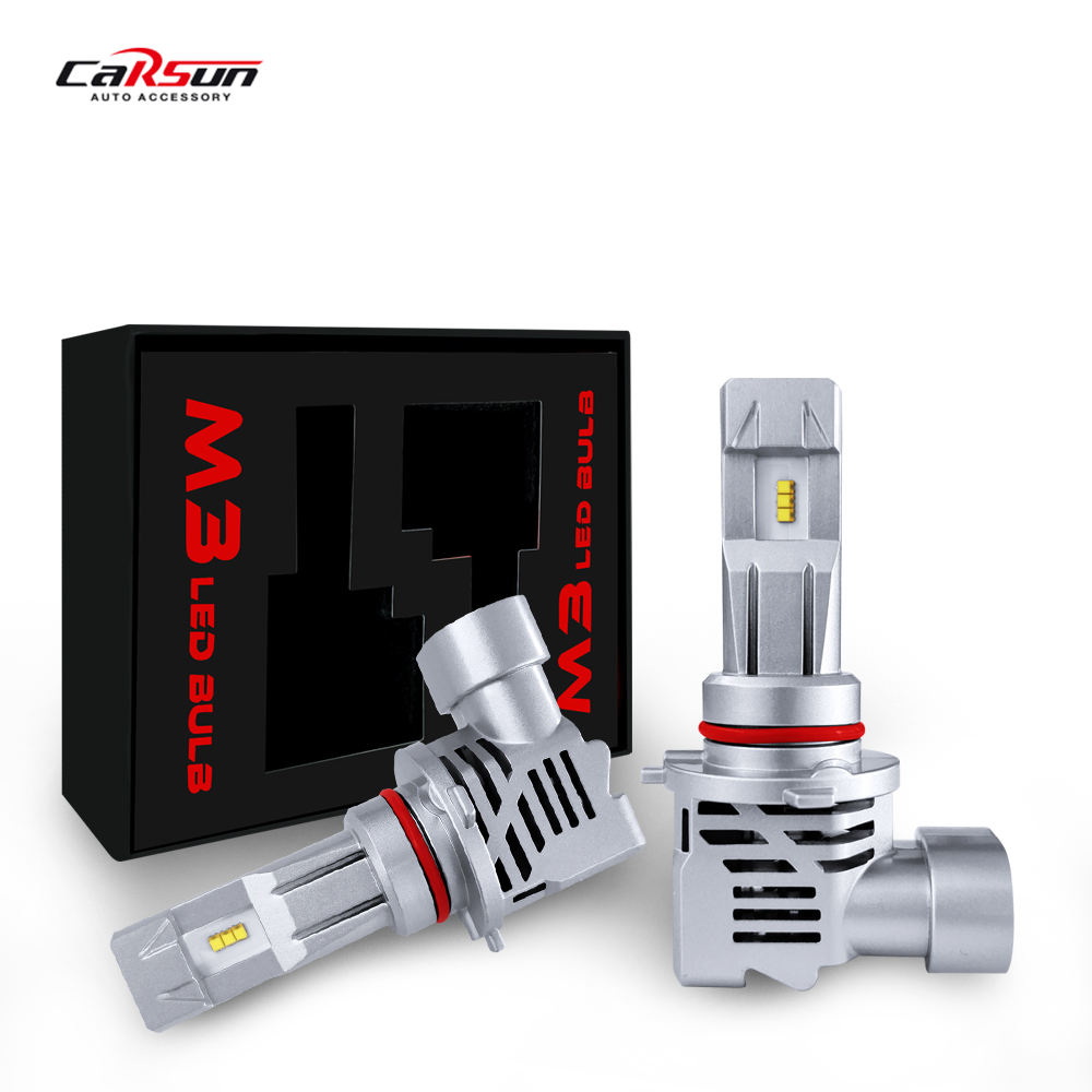 Led Light For Car M3 H7 16000LM H11 LED Lamp Car Headlight Bulbs H4 H1 H3 H8 H9 9005 9006 HB3 HB4 9012 H13 9007 LED Bulbs 12V